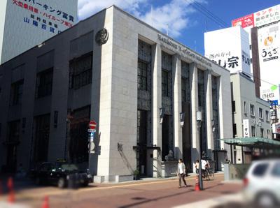 姫路ランチ会アルモニーアッシュ姫路駅から外観